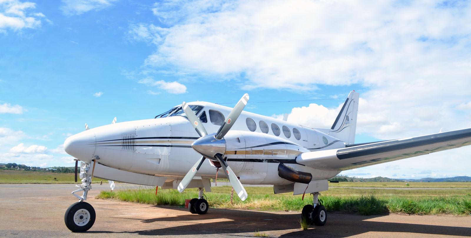 Beechcraft King Air B100